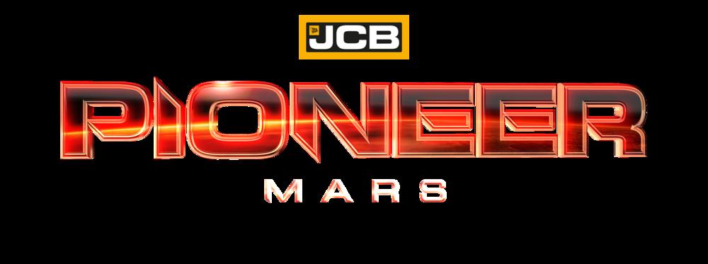 JCB Pioneer: Mars Logo