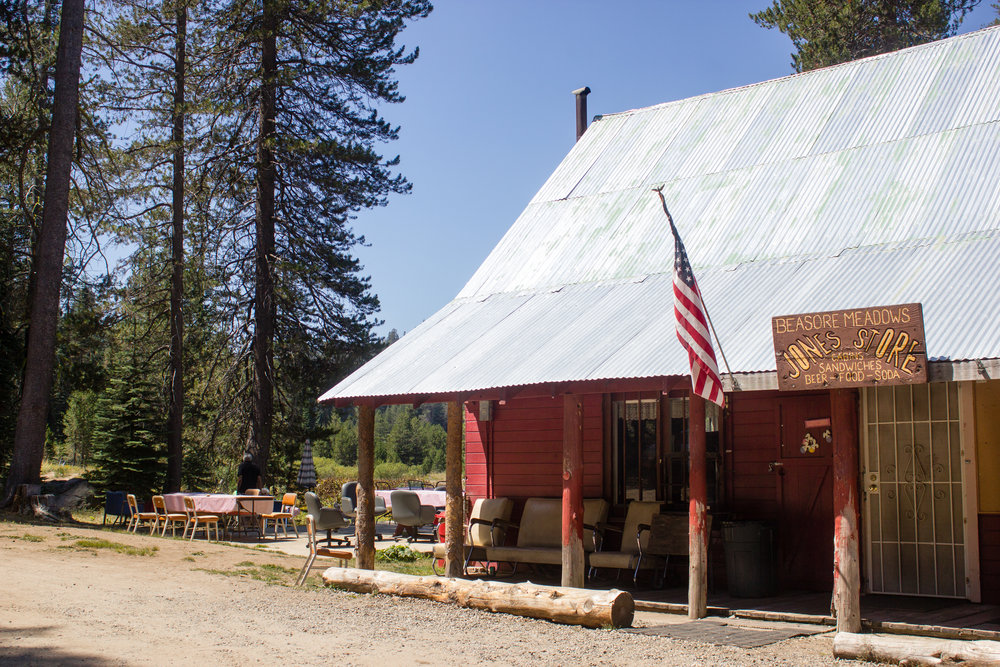 JONES STORE PHOTO BY KIM LAWSON, VISIT YOSEMITE | MADERA COUNTY