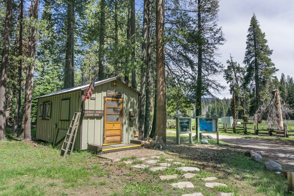 CLOVER MEADOW RANGER STATION PHOTO BY KIM LAWSON - VISIT YOSEMITE MADERA COUNTY