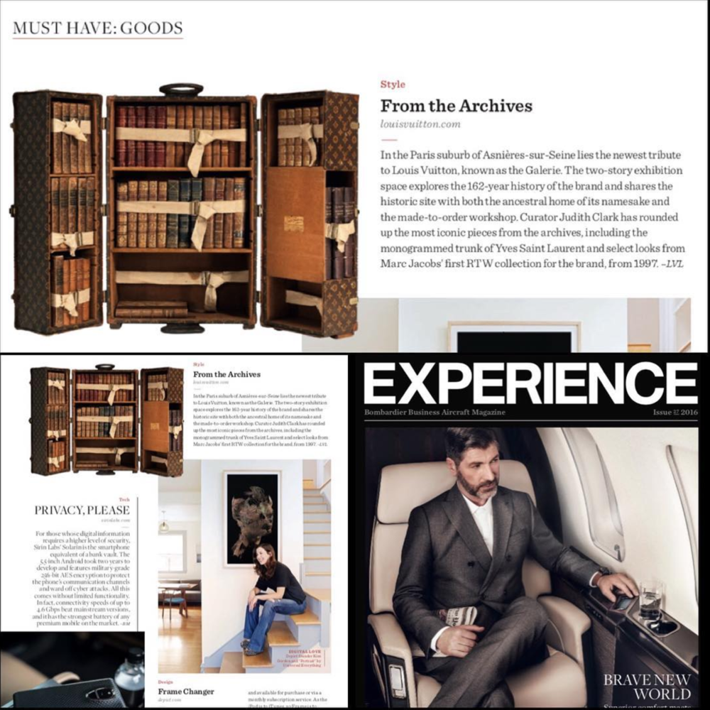 Fall 2016 issue of Experience Magazine