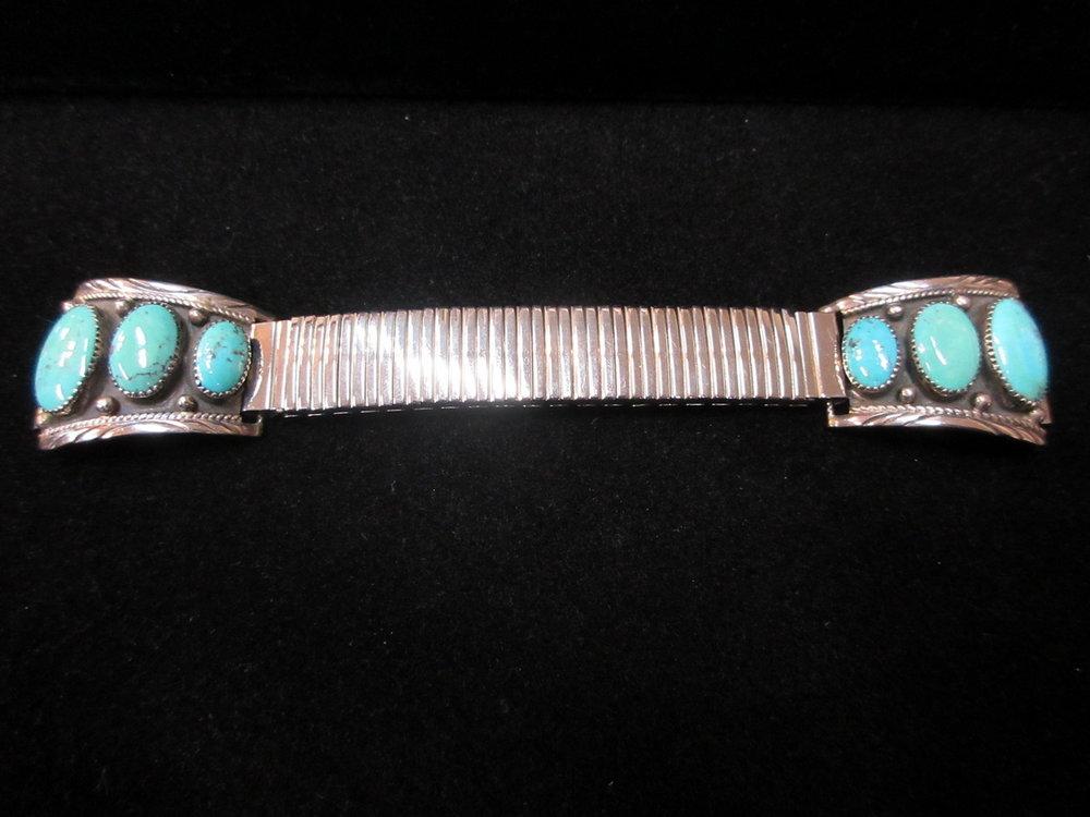 Torquoise Watchband