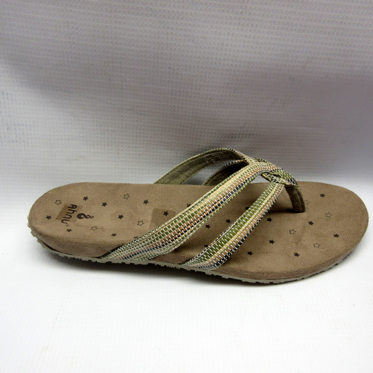Ahnu Sandals Women Hanaa Textile in Sea