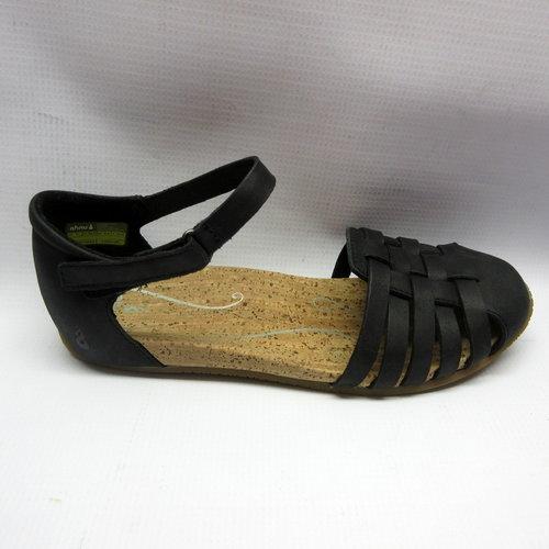 081e2834c590 Ahnu Sandals Women Malinia in Black — Cabaline