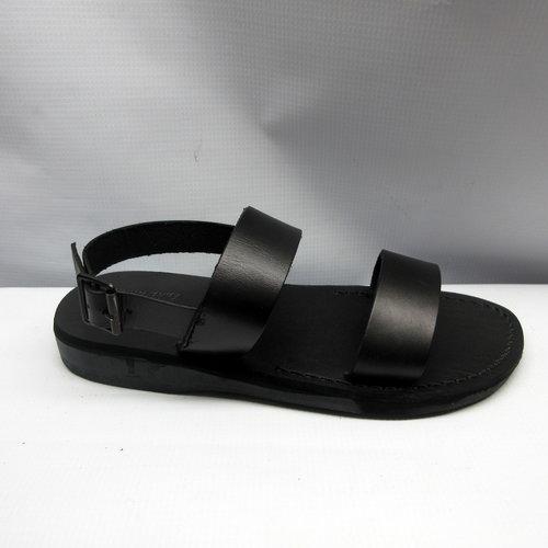 214f9c6fe9b0 Jerusalem Sandals Women 77 Golan in Black — Cabaline