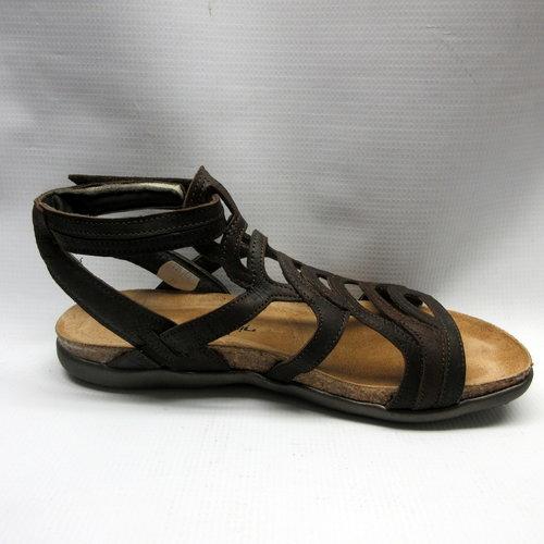 ebe828eb14e8 Naot Sandals Women Sara in Mine Brown — Cabaline