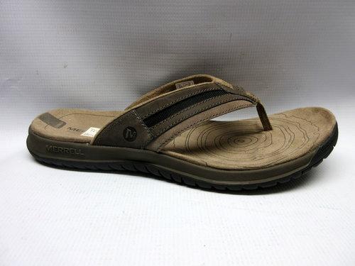 bc9634362 Merrell Sandals Men Traveler Tilt Flip in Boulder — Cabaline