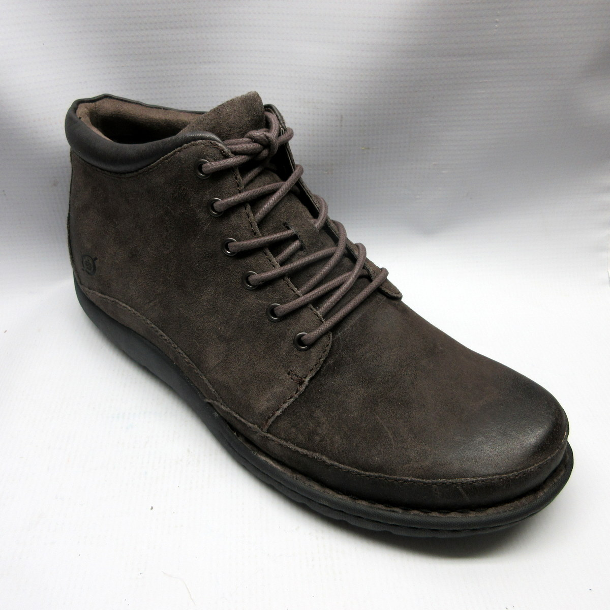 c2cb32f8dc0 Born Boots Men Nigel in Grey — Cabaline