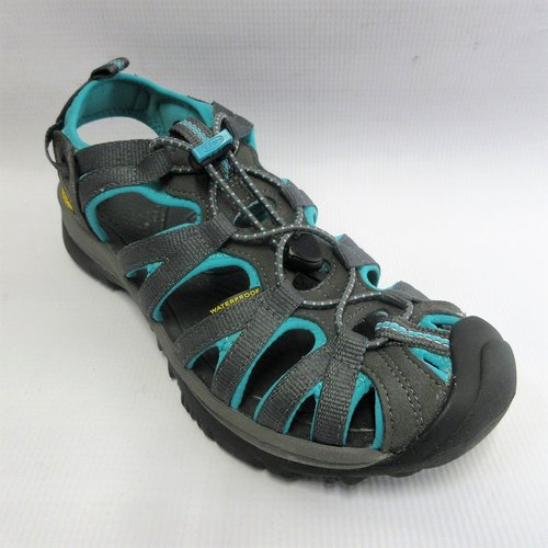77d73406ca65 Keen Sandals Women Whisper in Dark Shadow-Ceramic Size 8.5 — Cabaline