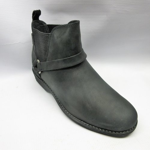 f036222c97213 Teva Boots Women De La Vina Dos Chelsea in Black — Cabaline