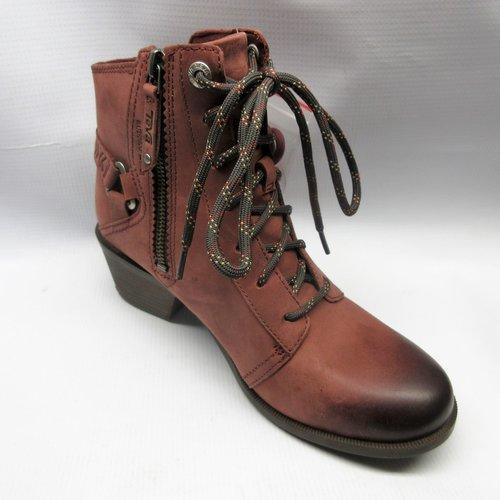 12273e64f Teva Boots Women Foxy Lace Waterproof in Redwood — Cabaline