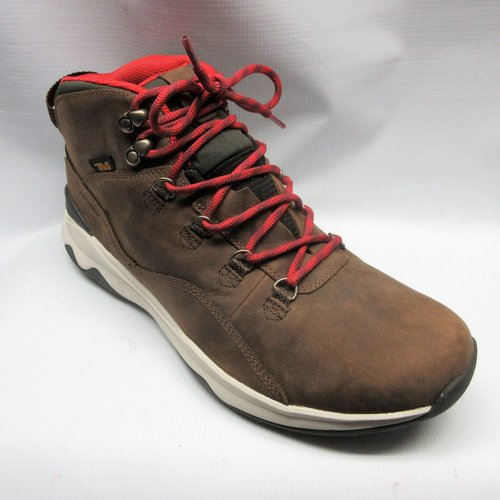 a529b09ac44f Teva Boots Men Arrowood Utility Mid in Brown Size 11.5 — Cabaline
