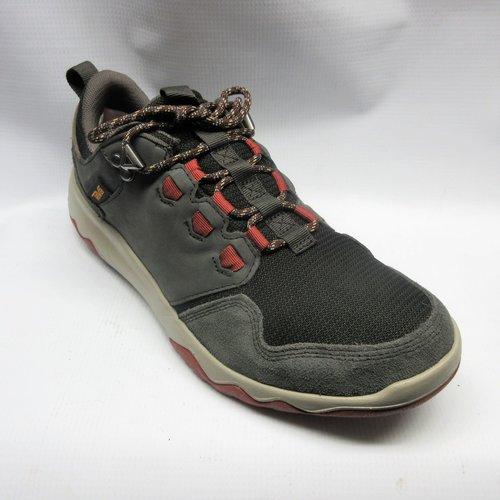 64dc38a2e31de9 Teva Shoes Men Arrowood in Black Olive - Fired Brick — Cabaline
