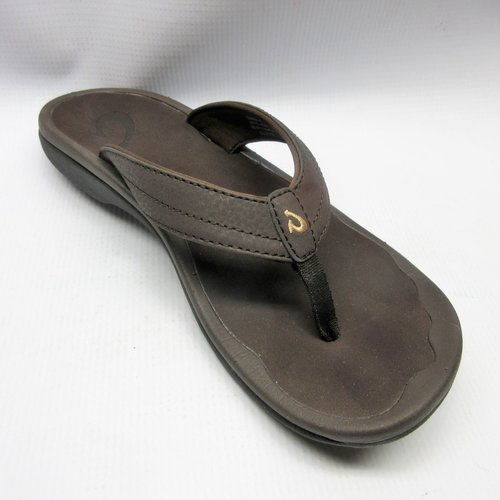 1cb1ceda9111 Olukai Sandals Women  Ohana Flip Flops in Dark Java — Cabaline