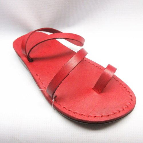 460a037ea61 Jerusalem Sandals Women 517 Ella in Red — Cabaline