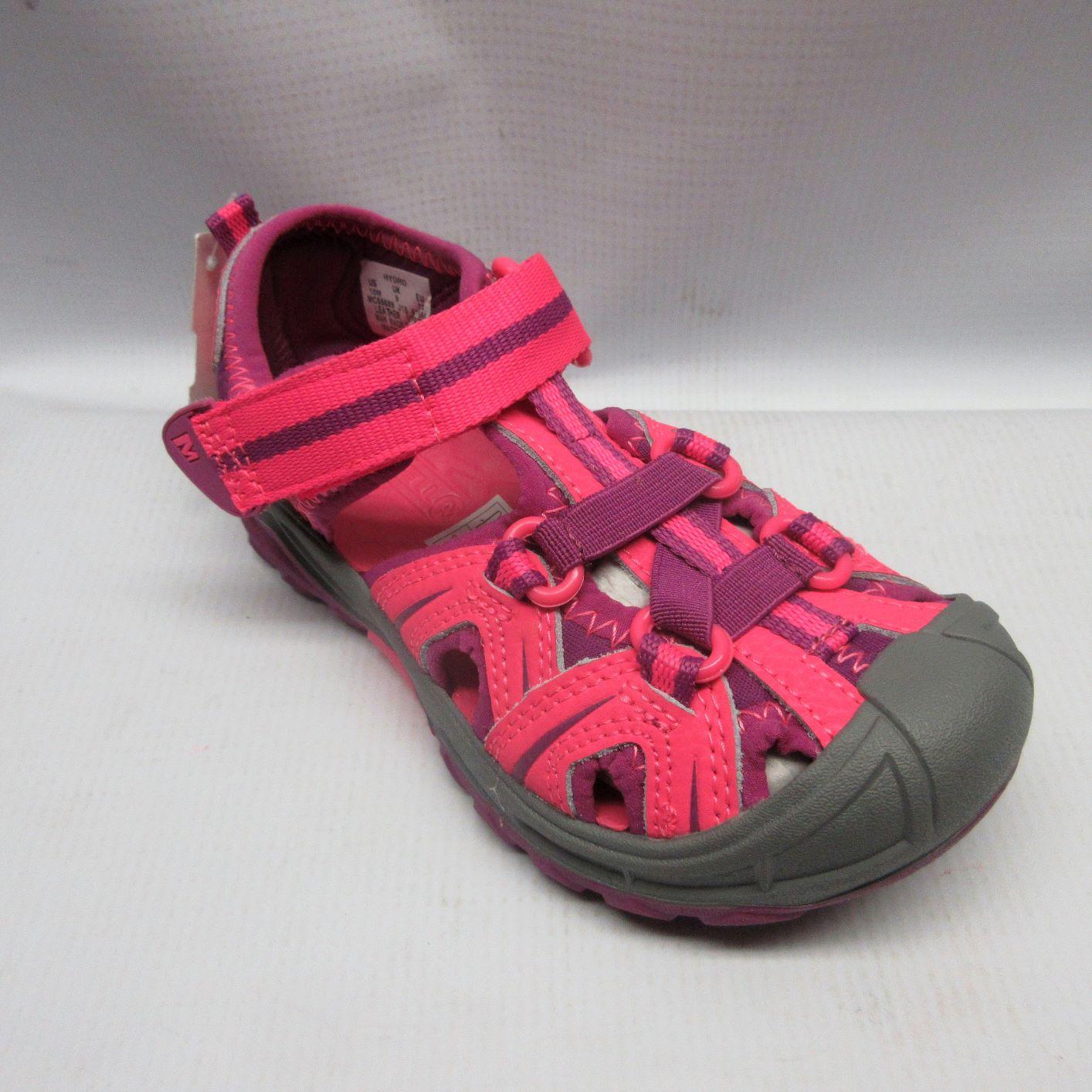 f2770ad95928 Merrell Sandals Children Hydro in Pink — Cabaline