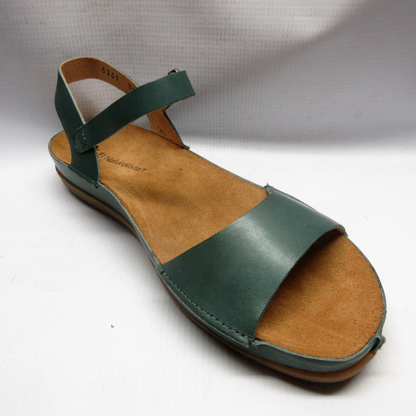 In Sandals Women Naturalista Vaquetilla Plome El N5251 ulKJ35FT1c