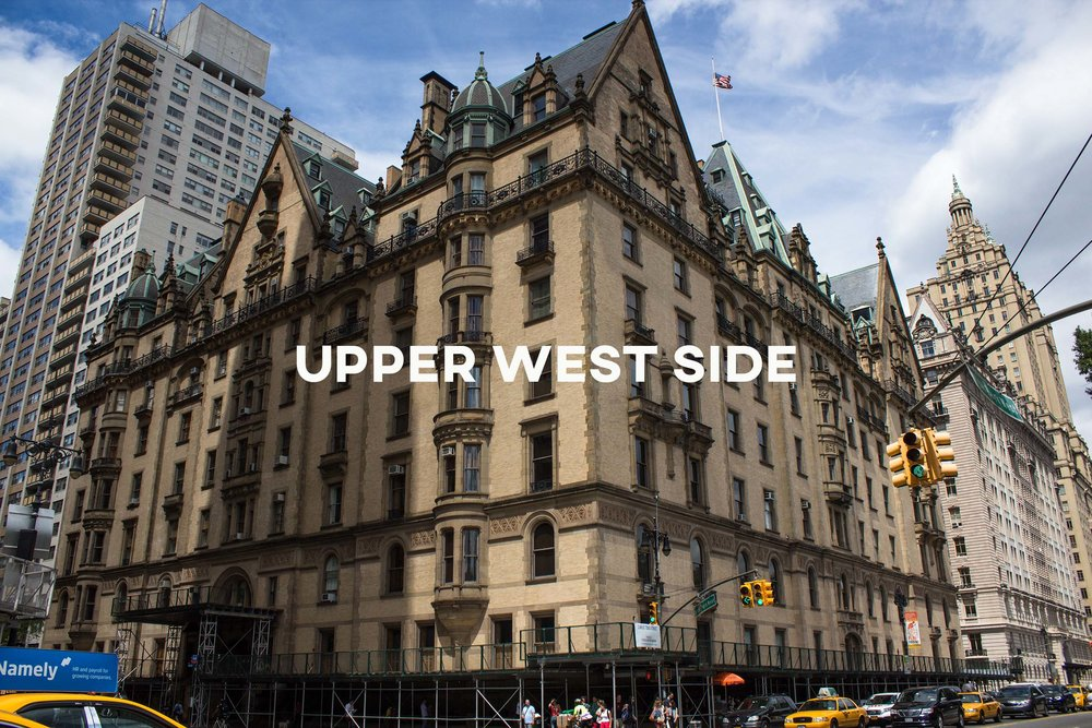 Upper West Side - A family and intellectual hub with easy access to transportation and beautiful parks