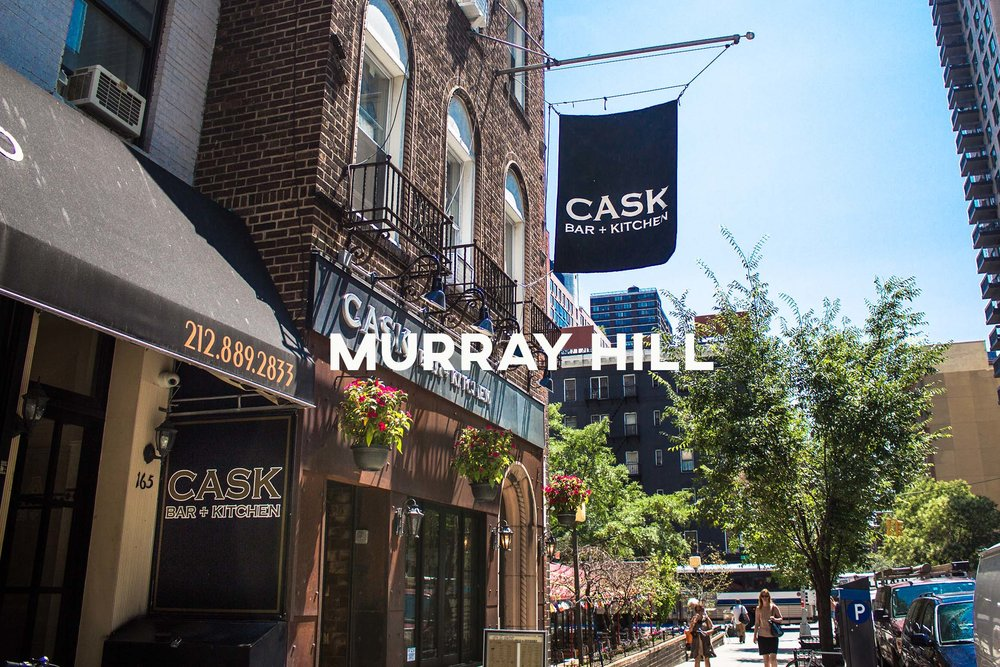 Murray Hill - The quiet, residential neighborhood close to downtown's excitement