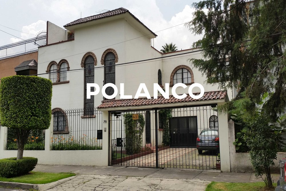 Polanco - Diversity and convenience are highlighted in this urban neighborhood