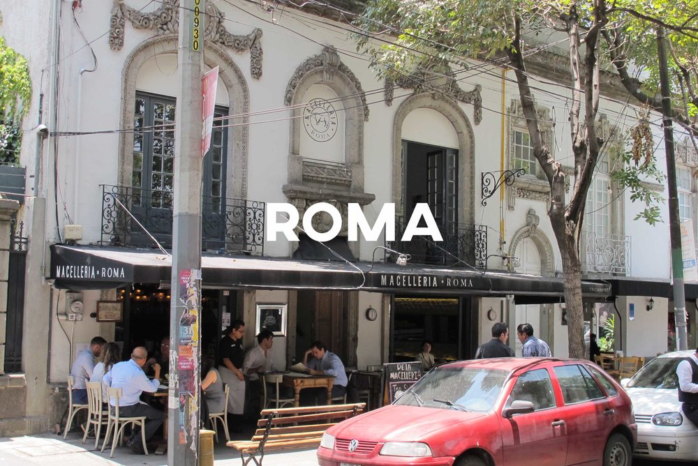 Roma - Bursting with personality and history