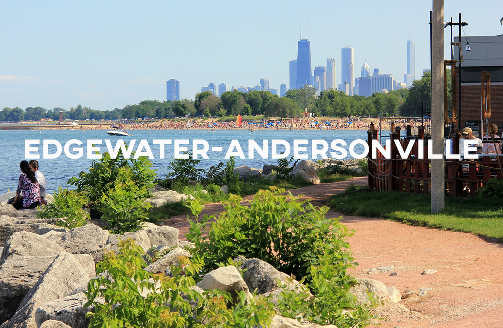 Edgewater-Andersonville - A vibrant, friendly, easily accessible lakefront neighborhood