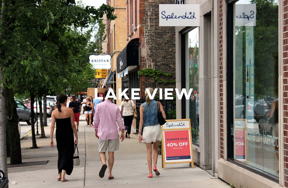 Lake View - Easy to navigate, food, and entertainment options are abundant