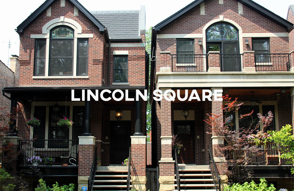 Lincoln Square - A pedestrian paradise rife with entertainment, shopping and dining options