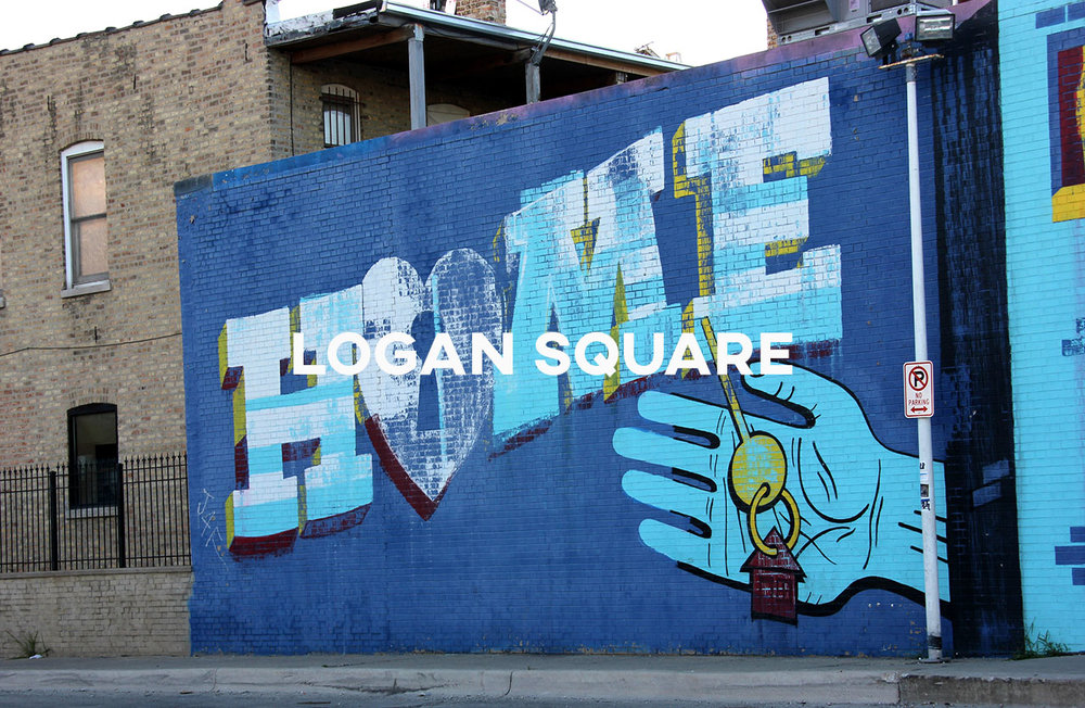 Logan Square - Logan shows its love for all things hip by staying ahead of the curve