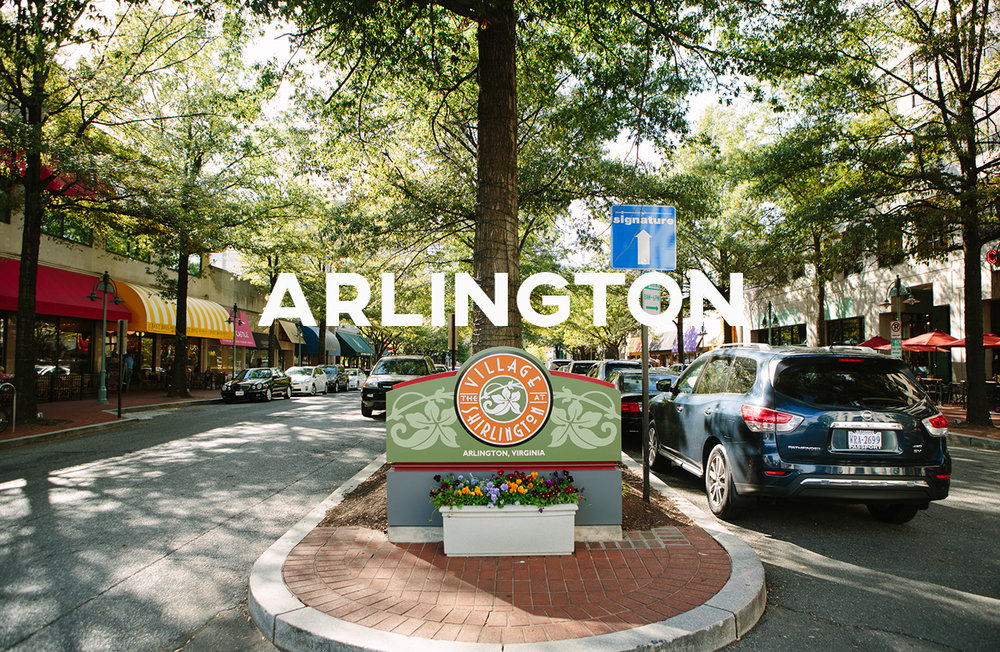 Arlington - Just outside of DC, but still part of the activity