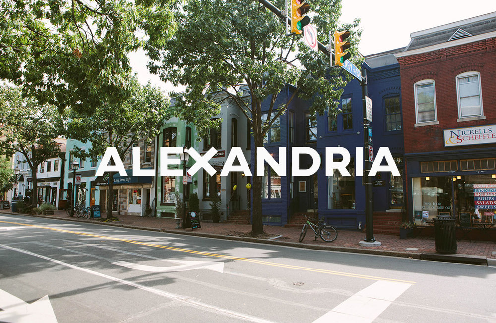 Old Town Alexandria  - Everything from restaurants, bars, and boutiques, to parks and waterfronts