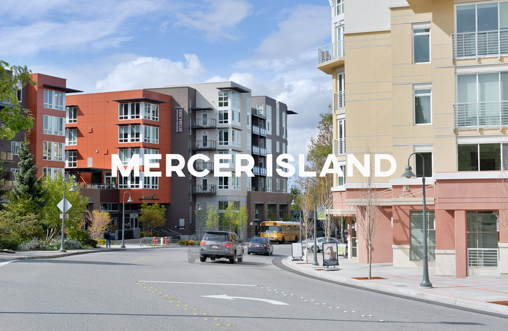 Mercer Island - Mercer Island: you'll either love it or you'll wonder what all the fuss is about.