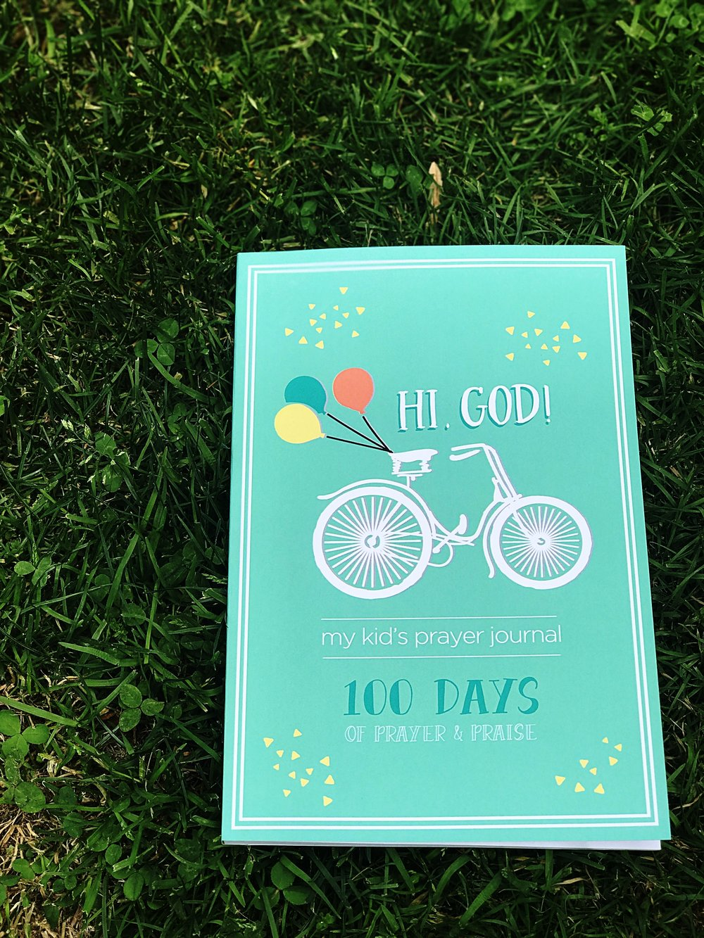 "This book is a wonderful way to incorporate prayer into daily life, with your children. I am the first to admit that I am the worst for getting ""caught up"" in the craziness of life, and not simply slowing down and taking things in, fully. This is a wonderful way to do just that. This book is a quick, fun, way to teach them about prayer & praise. It also helps emphasize the importance of taking the time to slow down, and dedicate time to the lord.  I know with kids it can be hard to keep their attention, so this is a perfect solution. Quick, effective, and fun for both of us.  Below I will link where you can purchase this book, as well as additional photos of it. Also, I will add one of mine + my daughter's daily devotional.  Get your copy   here  !"
