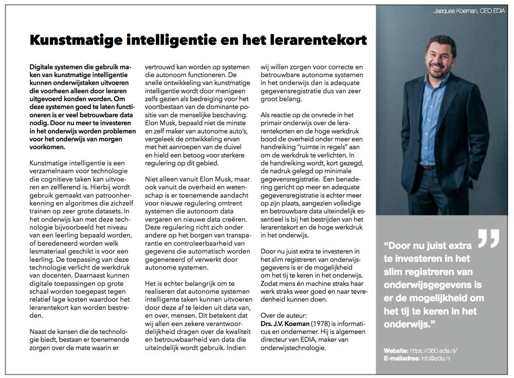ISSUU article Distributed with Het Financieele Dagblad 12-18-2017.jpg