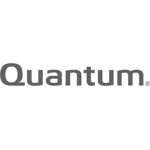 """Quantum Data Storage - """"Quantum is a leading expert in scale-out tiered storage, archive and data protection, providing intelligent solutions for capturing, sharing and preserving digital assets over the entire data lifecycle. We help customers maximize the value of these assets to achieve their goals, whether it's top movie studios looking to create the next blockbuster, researchers working to accelerate scientific discovery, or small businesses trying to streamline their operations. With a comprehensive portfolio of best-in-class disk, tape and software solutions for physical, virtual and cloud environments, we enable customers to address their most demanding workfow challenges and opportunities."""""""