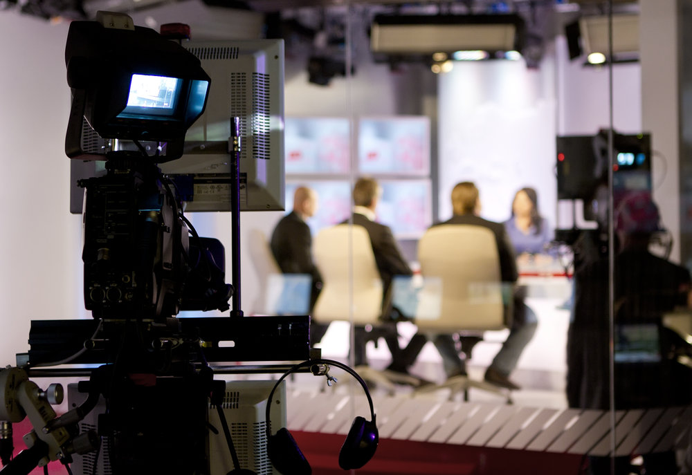 television studio consulting