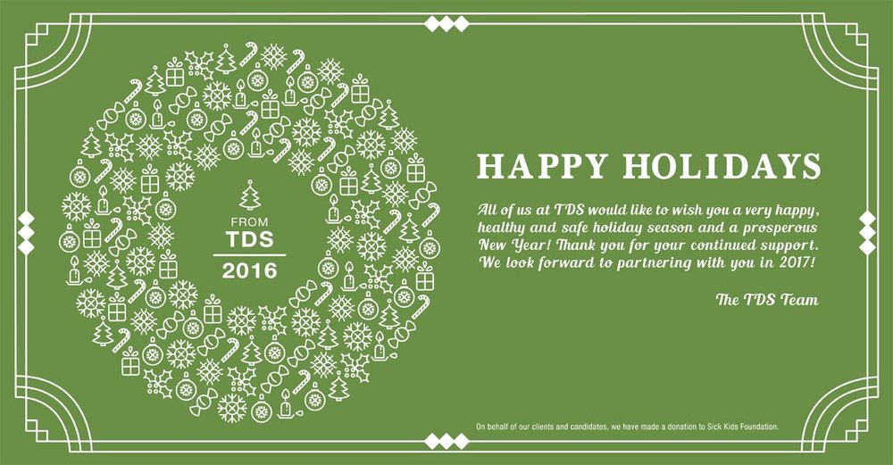 TDS Holiday Rough 1