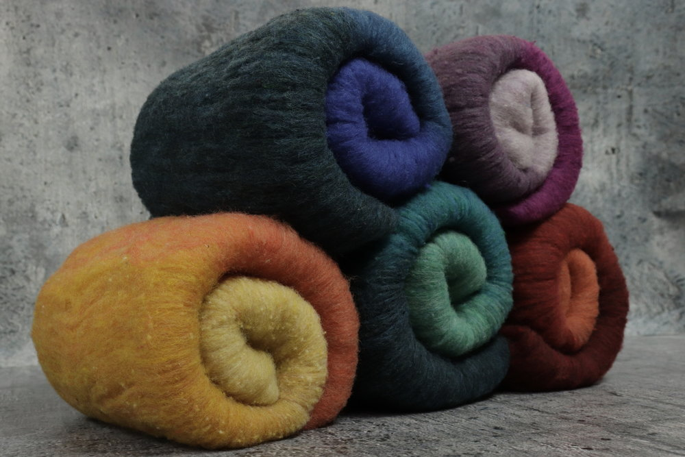 Harrisville Felting Batts