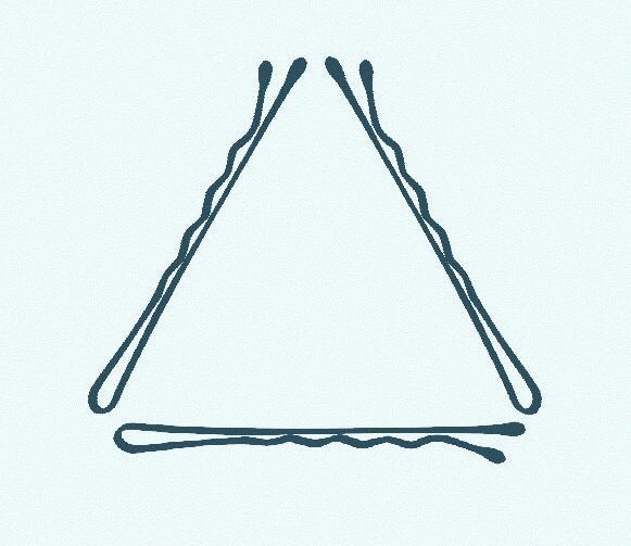 TANGLED TRIANGLE