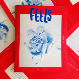 Feels Zine: Anger (issue 4)