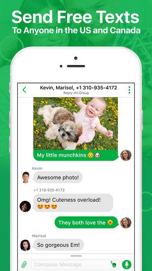 textplus free text & calls