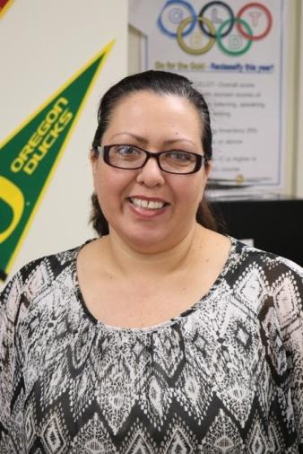 Elma Alduenda - School Administrative Assistant