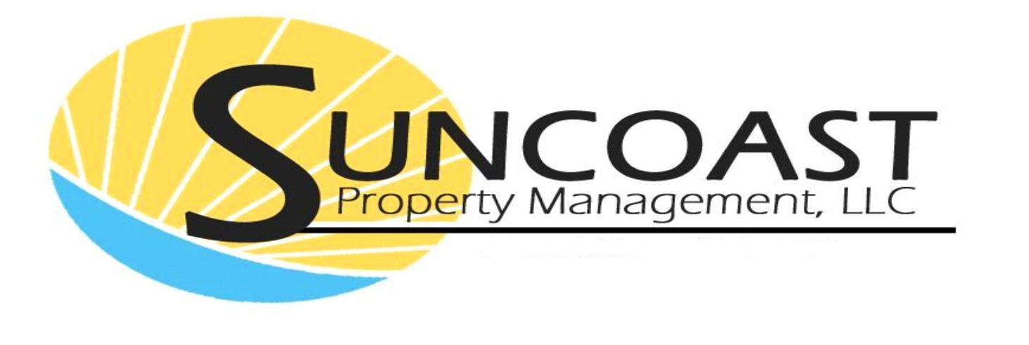 Suncoast Property Management Logo
