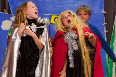 Singing!!!