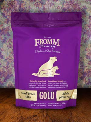 Small Breed Dog Food Fromm Gold.png