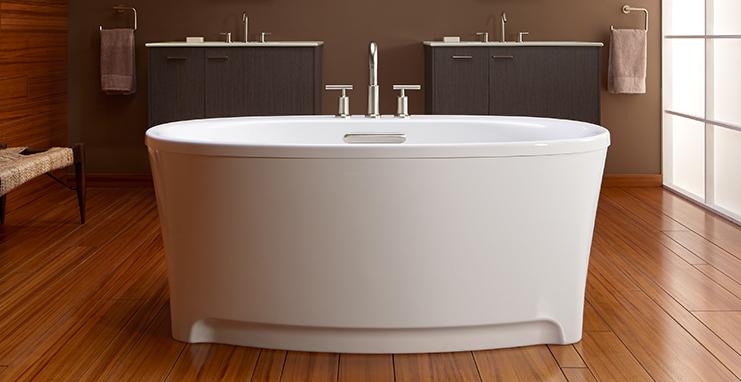 Underscore Freestanding Bath - Kohler
