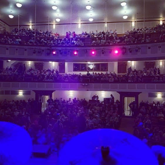 Great show in Albany GA tonight with a rockin' sell-out crowd!