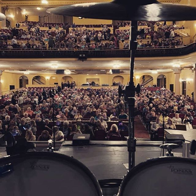 Just finished a great run of shows - so fun to get rocking with fans in Florida, Georgia and South Carolina!