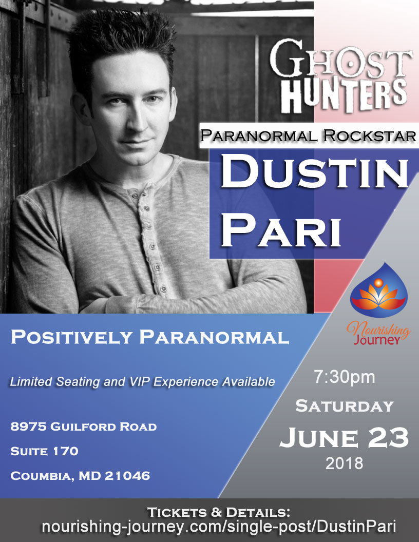 Positively paranormal senter stage events dustin final webg kristyandbryce Images