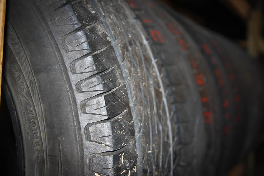 - New & Used Tires