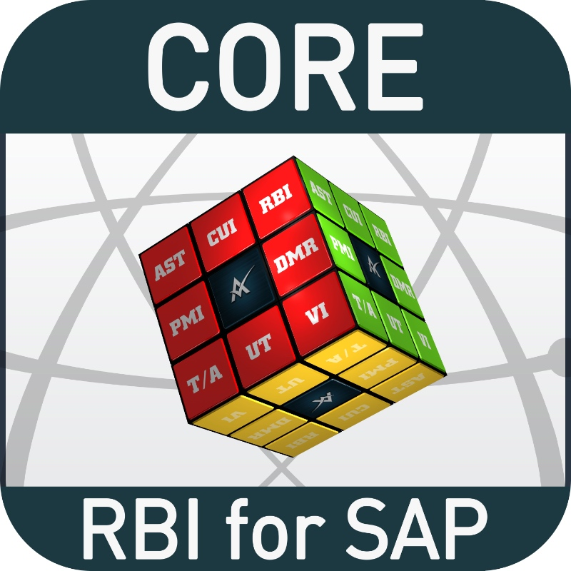 CORE RBI for SAP (COMING SOON - in Co-Innovation with SAP) - AsInt is a Co-Innovation with SAP to deliver and RBI Application within the SAP Ecosystem. Allowing operators to manage a single Master Data Registry and seamless integration to the Notification and Work Order.